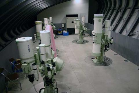観望用望遠鏡