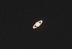 LPIカメラで土星